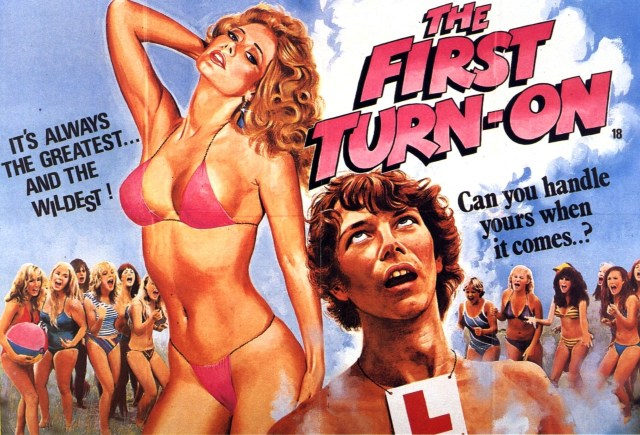 Troma Tuesdays: Sex Comedy THE FIRST TURN-ON! Screening September 24th at Film Noir Cinema, NYC and The Grand Gerrard, Toronto!