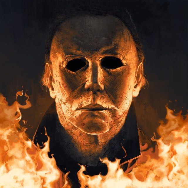 Sacred Bones Records Presents HALLOWEEN (2018) Expanded Vinyl Soundtrack + CD