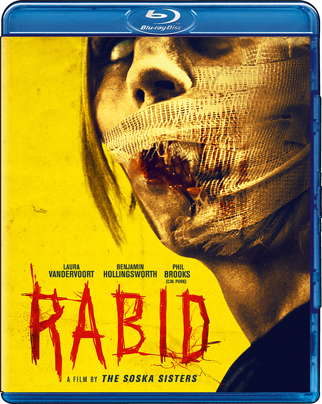 PROJECT X on Blu-ray & The Soska Sisters' Twisted Nightmare RABID on Blu-ray & DVD Available Now from 101 Films