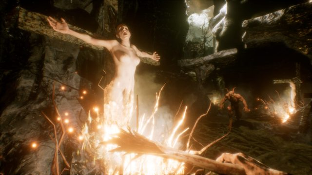 Agony Unrated (2018, Poland) PC Review