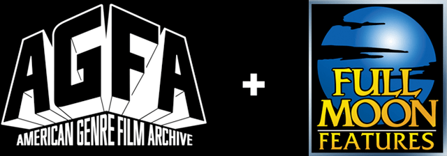 American Genre Film Archive (AGFA) and Full Moon Entertainment Announce Theatrical Distribution Partnership