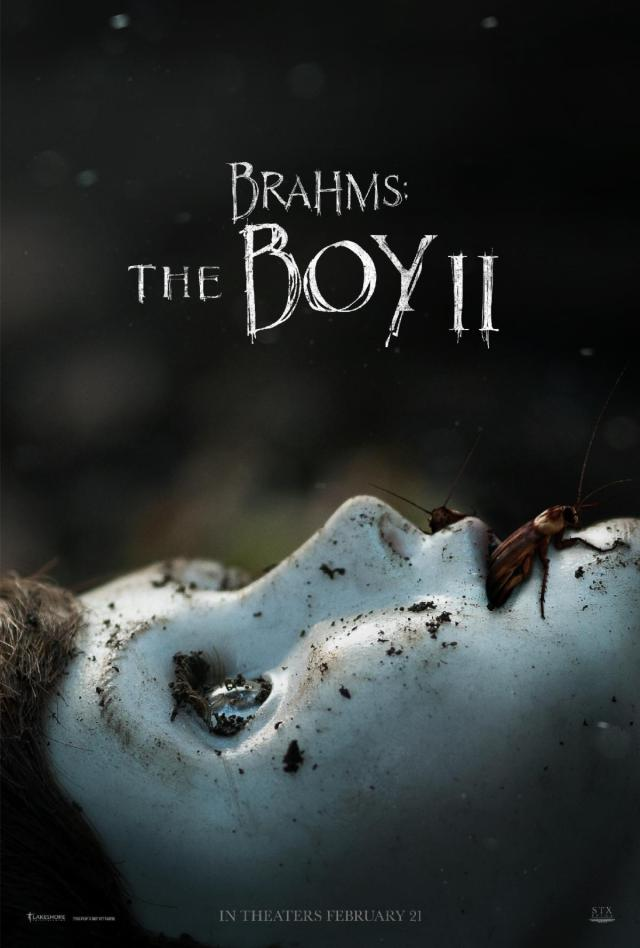 """""""I Just Think It's a Little Bit... Creepy."""" Watch the New Trailer for STXfilms' BRAHMS: THE BOY II"""