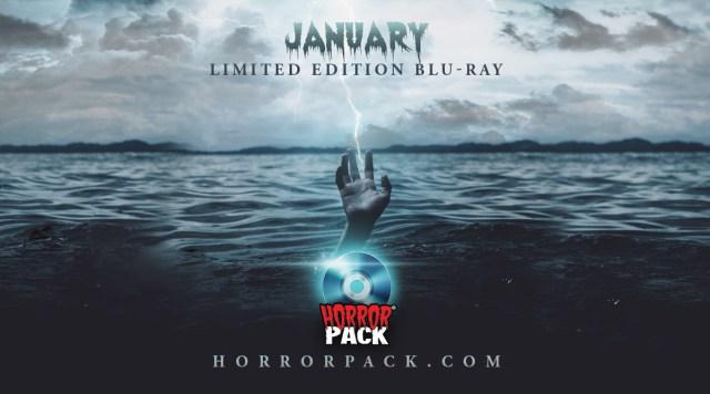 HorrorPack January 2020 Horror Movie Subscription Box