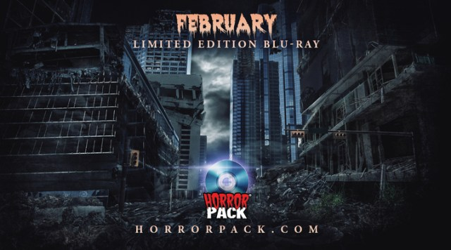 HorrorPack February 2020 Horror Movie Subscription Box