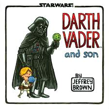 Darth Vader and Son Book Cover