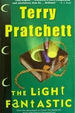 Book Review | The Light Fantastic by Terry Pratchett
