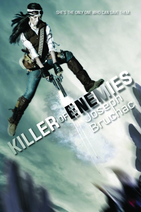 Killer of Enemies Book Cover