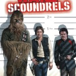 There aren't enough scoundrels in your life: Star Wars: Scoundrels by Timothy Zahn