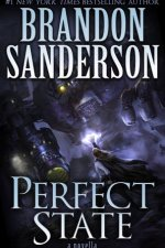 Brief Book Review | Perfect State by Brandon Sanderson