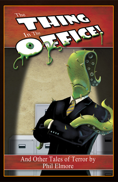 The Thing in the Office Book Cover