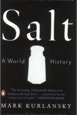 Book Review | Salt: A World History by Mark Kurlansky