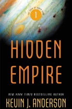 Book Review | Hidden Empire by Kevin J. Anderson