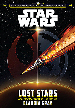 Star Wars: Lost Stars Book Cover