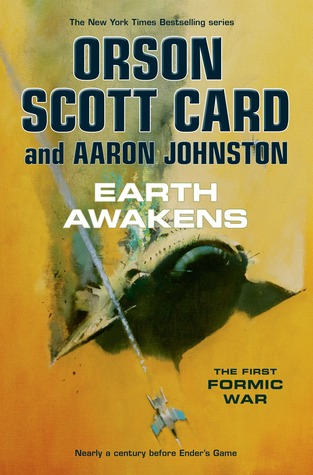 Earth Awakens Book Cover