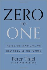 Book Review | Zero to One by Peter Thiel