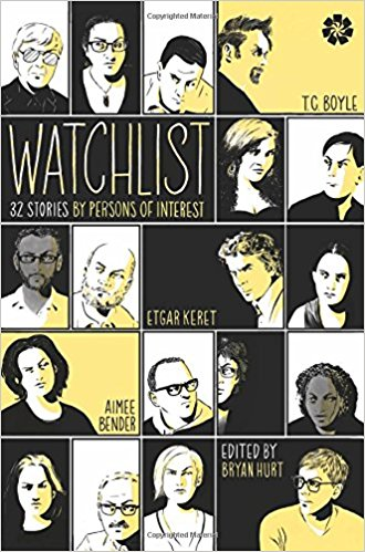 Watchlist: 32 Stories by Persons of Interest Book Cover