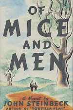 Book Thoughts | Of Mice and Men by John Steinbeck