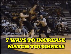 7 ways to increase match toughess