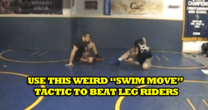 swim move_weird