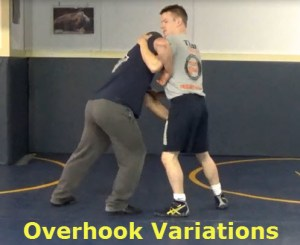 overhook variations