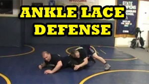 Ankle Lace Defense