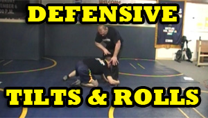 Defensive Tilts and Rolls