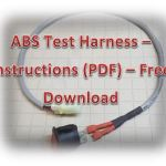 ABS Harness Instructions