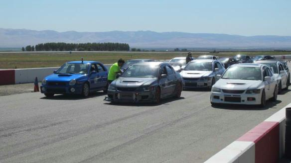 AWD Session Buttonwillow