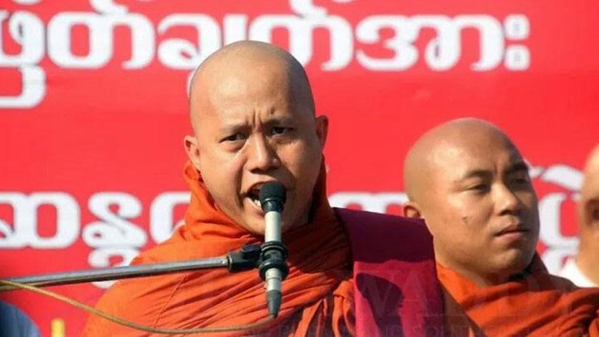 Teroris Buddhis Bertopeng Biksu