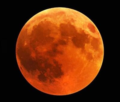 Menyambut Gerhana Bulan Total