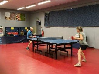 ATTAV - Entrainement Salle Montargues - Aubenas