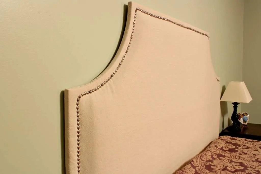 diy upholstered headboard2