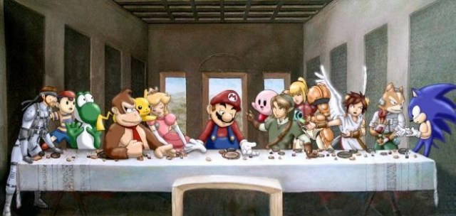 videogame arte videogiochi arte