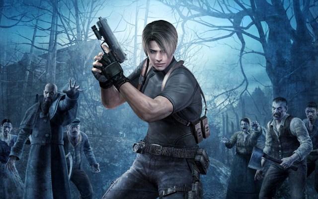 Credo sia un'immagine del primo Resident Evil ;)