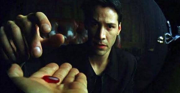 the-matrix-red-pill-or-blue-sogni lucidi realtà virtuale