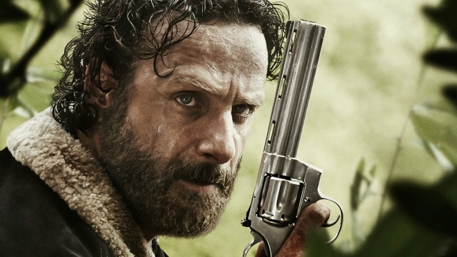 the-walking-dead-rick attenti a quei gamer