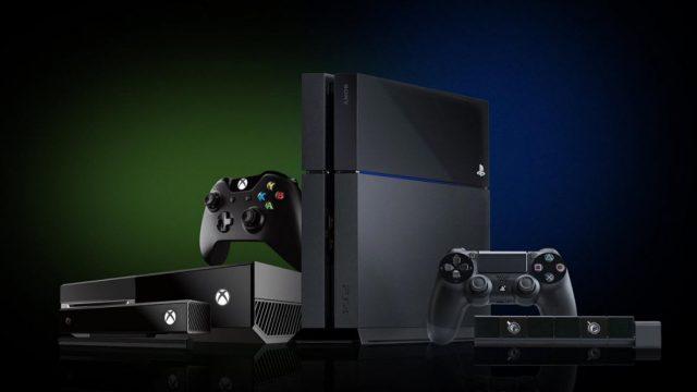 Si vede a okkio che PS4 è più fika