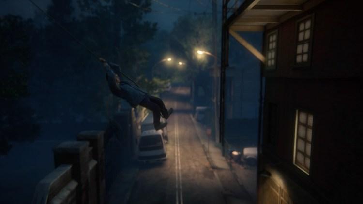 Il rampino è scomparso fino ad Uncharted 4