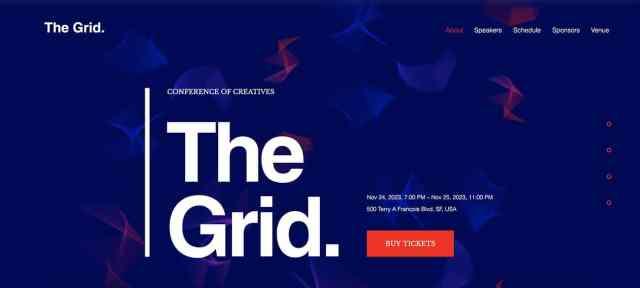 GRID website