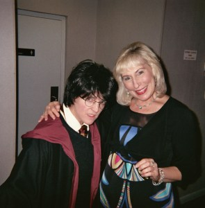"""Invite a """"Harry Potter"""" look-alike to class to reveal your secret wish for magical powers!"""