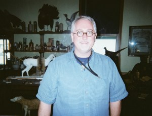J.Albert Ervin, Coordinator of Special Exhibits & 3-D Theater, NC Museum of Natural Sciences (US)