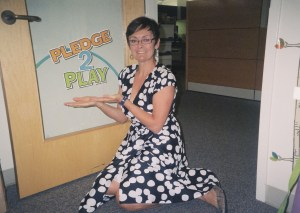 Pam Hartley is VP of Play Experiences, Marbles Kids Museum, Raleigh, NC (US)