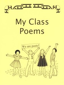 Engage students in activities that build team spirit, like writing Class Poems, with everyone contributing at least one word or phrase.