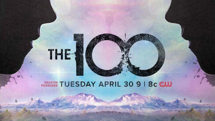 THE 100 (6×01, 6×02)