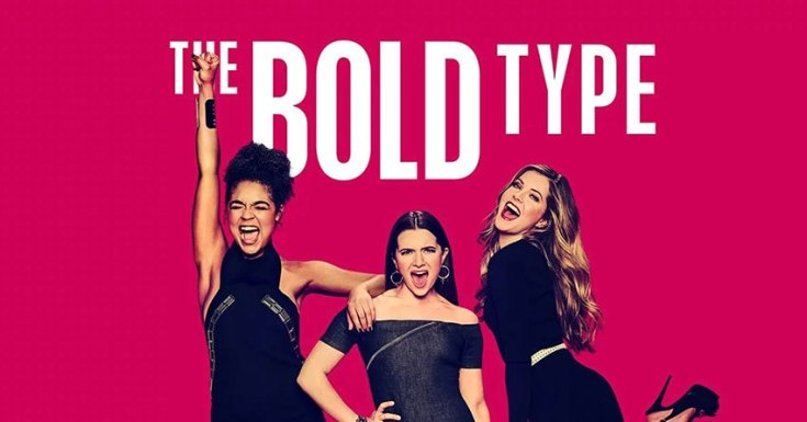 THE BOLD TYPE – TERZA STAGIONE