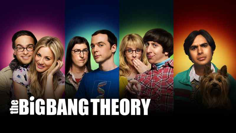 ADDIO THE BIG BANG THEORY