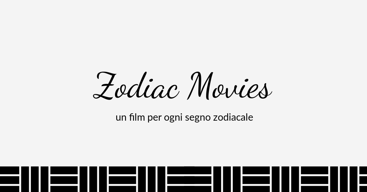 ZODIAC MOVIES: CANCRO