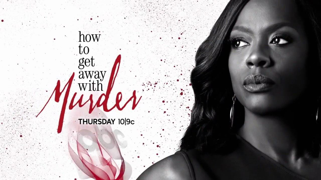 GOODBYE HOW TO GET AWAY WITH MURDER