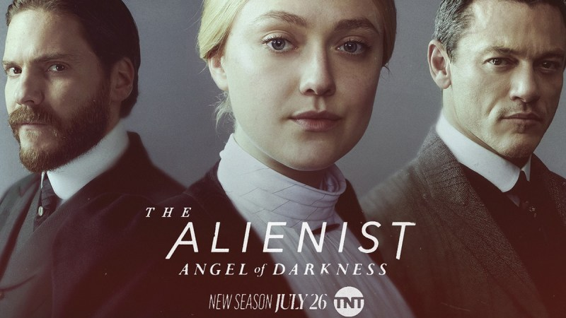 THE ALIENIST- ANGEL OF DARKNESS