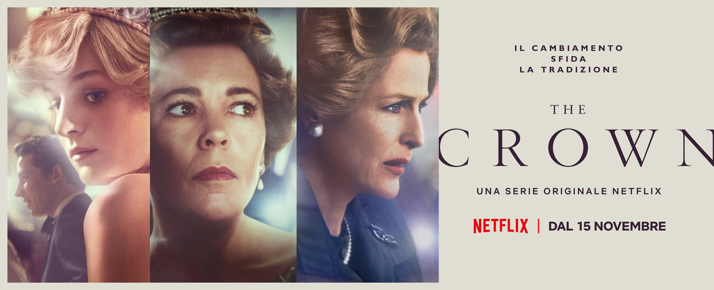 THE CROWN – QUARTA STAGIONE